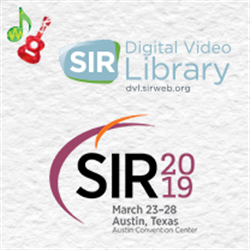 SIR 2019 Digital Video Library (DVL) - Online Only