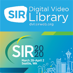 SIR 2020 Digital Video Library (DVL) -  Online AND Digital Download