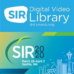 SIR 2020 Digital Video Library (DVL) -  Online AND Digital Download