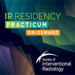 IR Residency Practicum 2021 On-Demand