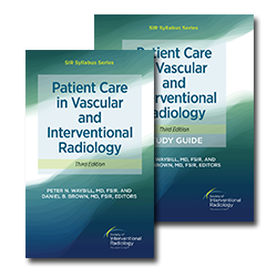 Patient Care in Vascular and Interventional Radiology Bundle (Third ed.)
