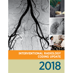 Interventional Radiology Coding Update 2018