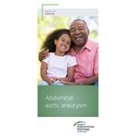 Patient Information Brochure - Abdominal Aortic Aneurysm(100 pk)
